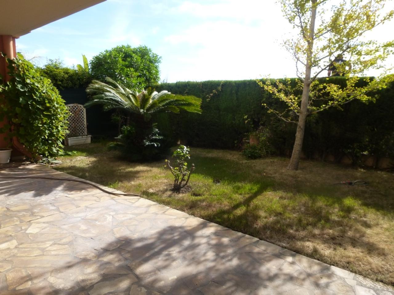Rez de jardin a vendre nice ouest for Appartement avec jardin nice