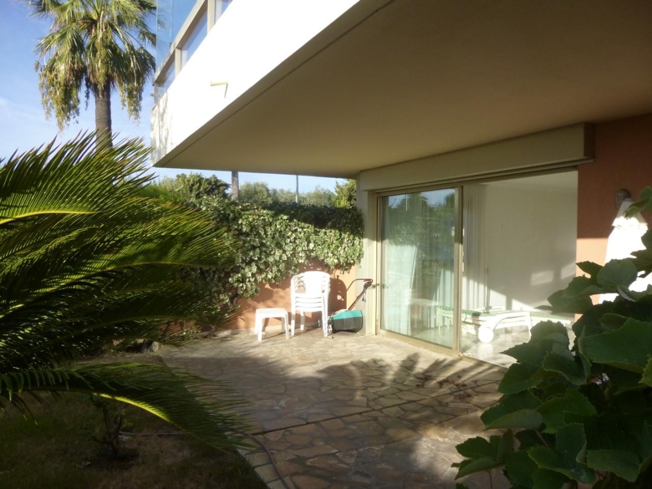 Immobilier nice vue mer appartement nice 3 pieces a vendre for Appartement rez de jardin nice