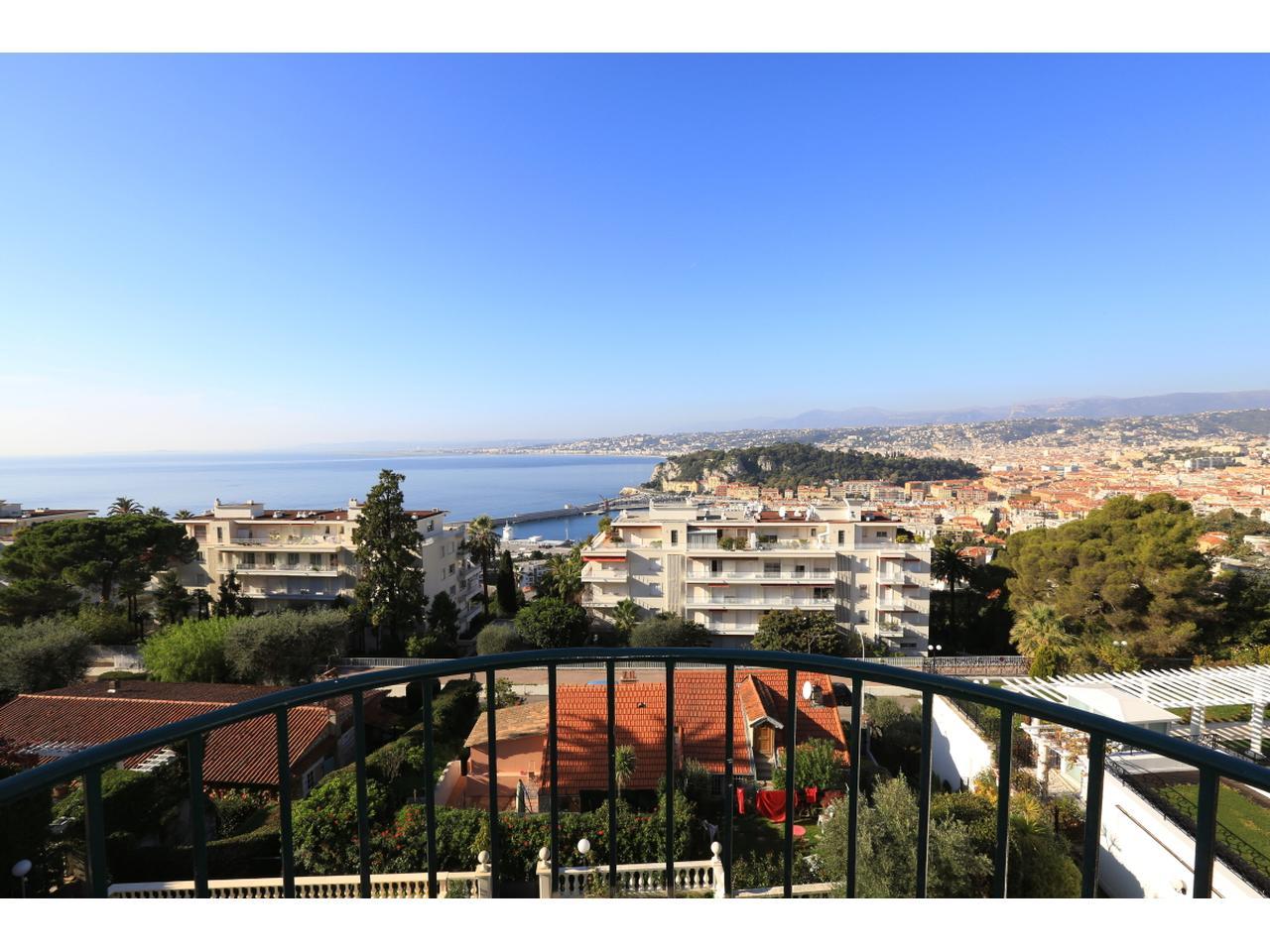 Vente Villa Parc Chambrun Nice