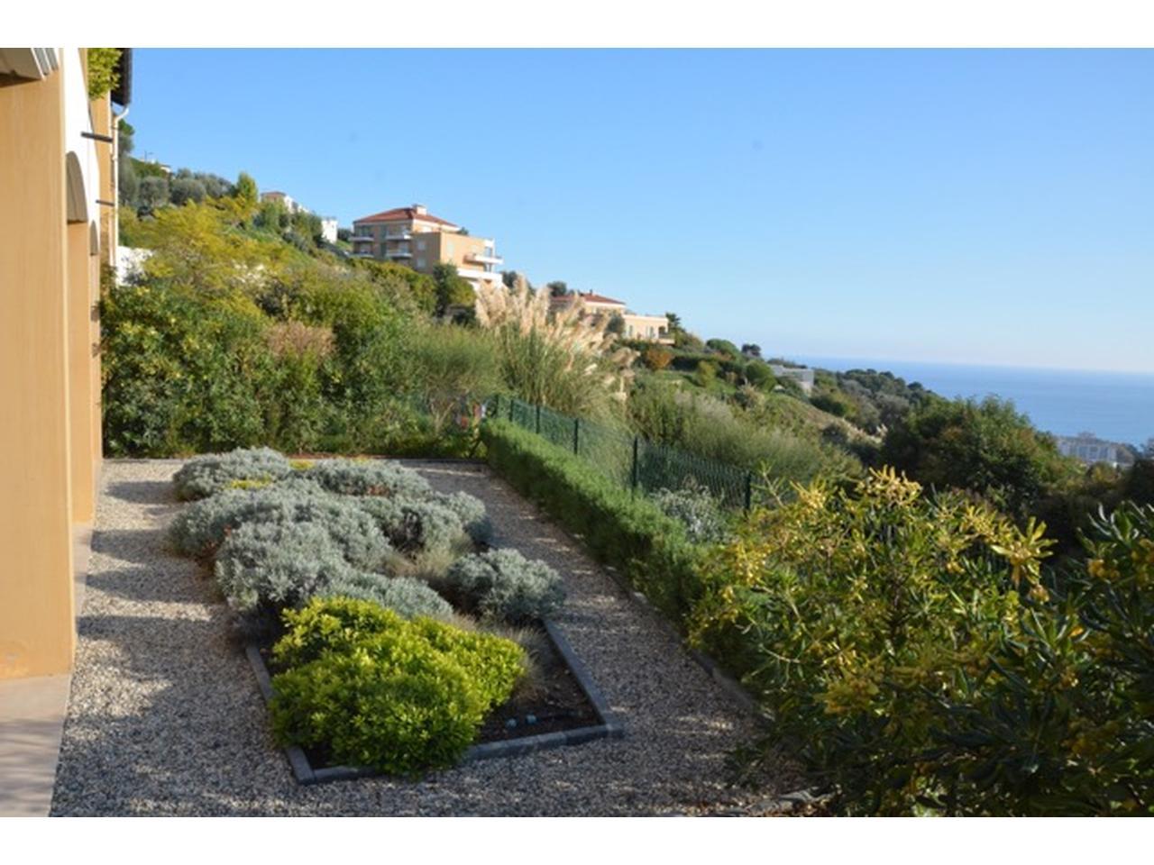 Vente appartement nice immobilier nice vue mer for Appartement rez de jardin nice