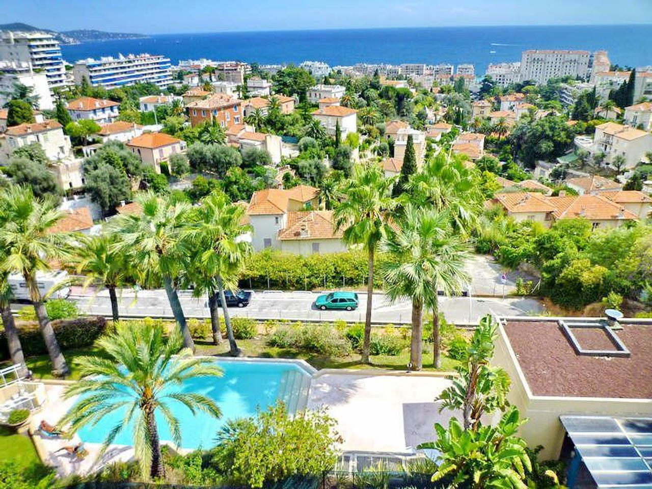 Immobilier nice vue mer appartement nice 4 pieces vue mer for Achat maison nice