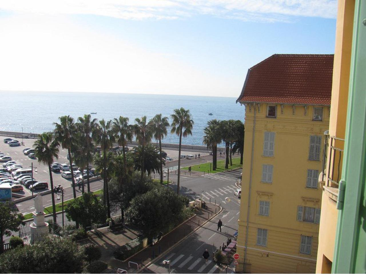 Vente appartement nice immobilier nice vue mer - Appartement a vendre port vendres vue mer ...