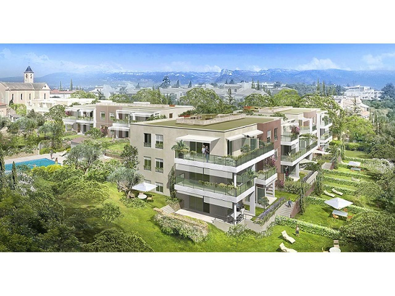 Immobilier nice vue mer appartement nice 3 pieces dernier - Livraison nice ouest ...