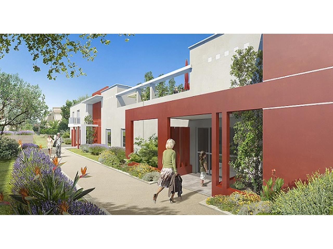 Immobilier nice vue mer appartement nice 3 pieces a vendre - Livraison nice ouest ...