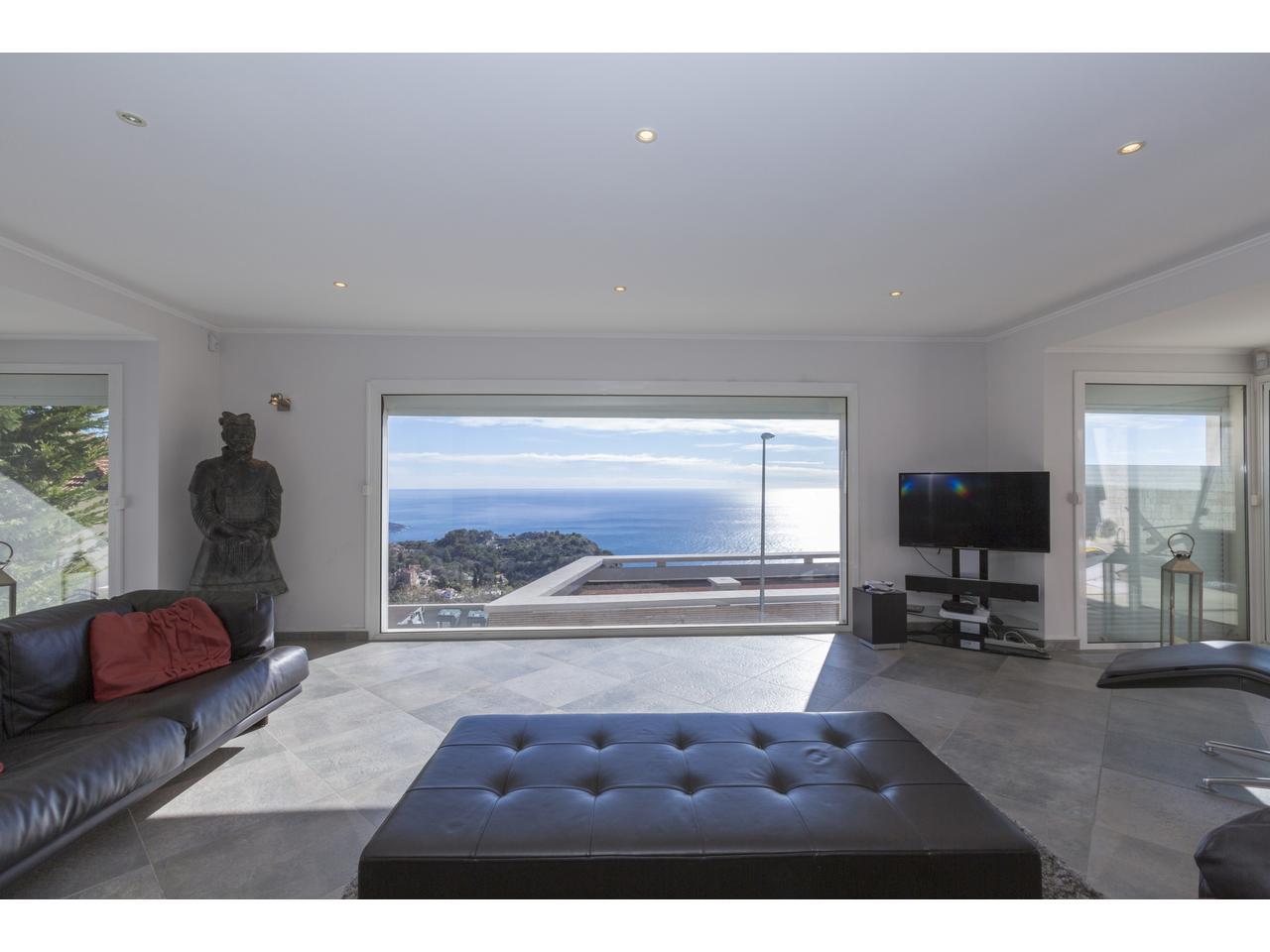 Immobilier nice vue mer Maison La turbie Villa a vendre avec vue mer la turbi -> Roche Bobois A Vendre Nice
