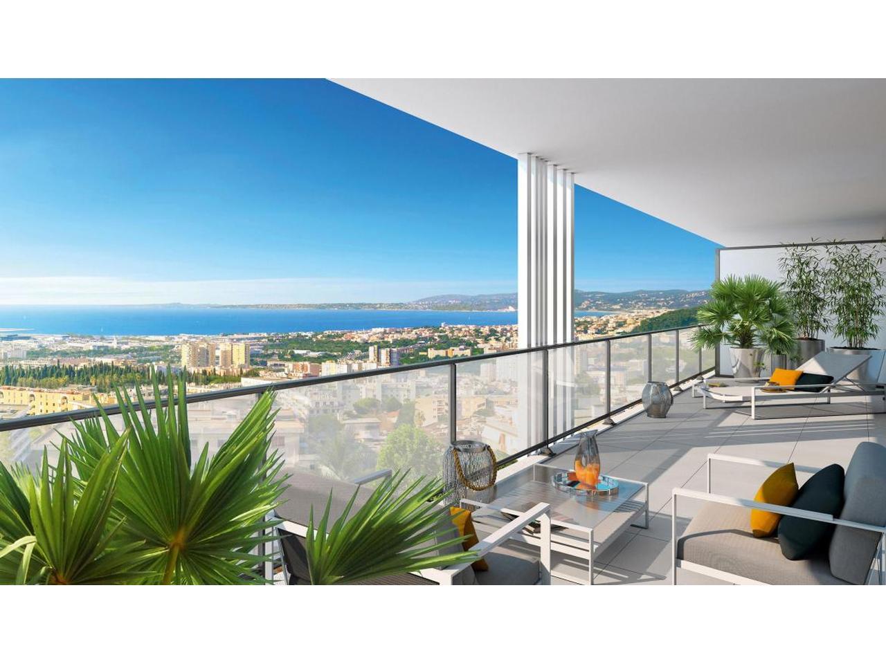 immobilier nice vue mer appartement nice 3 pieces vue mer residence neuve vefa nice ouest. Black Bedroom Furniture Sets. Home Design Ideas