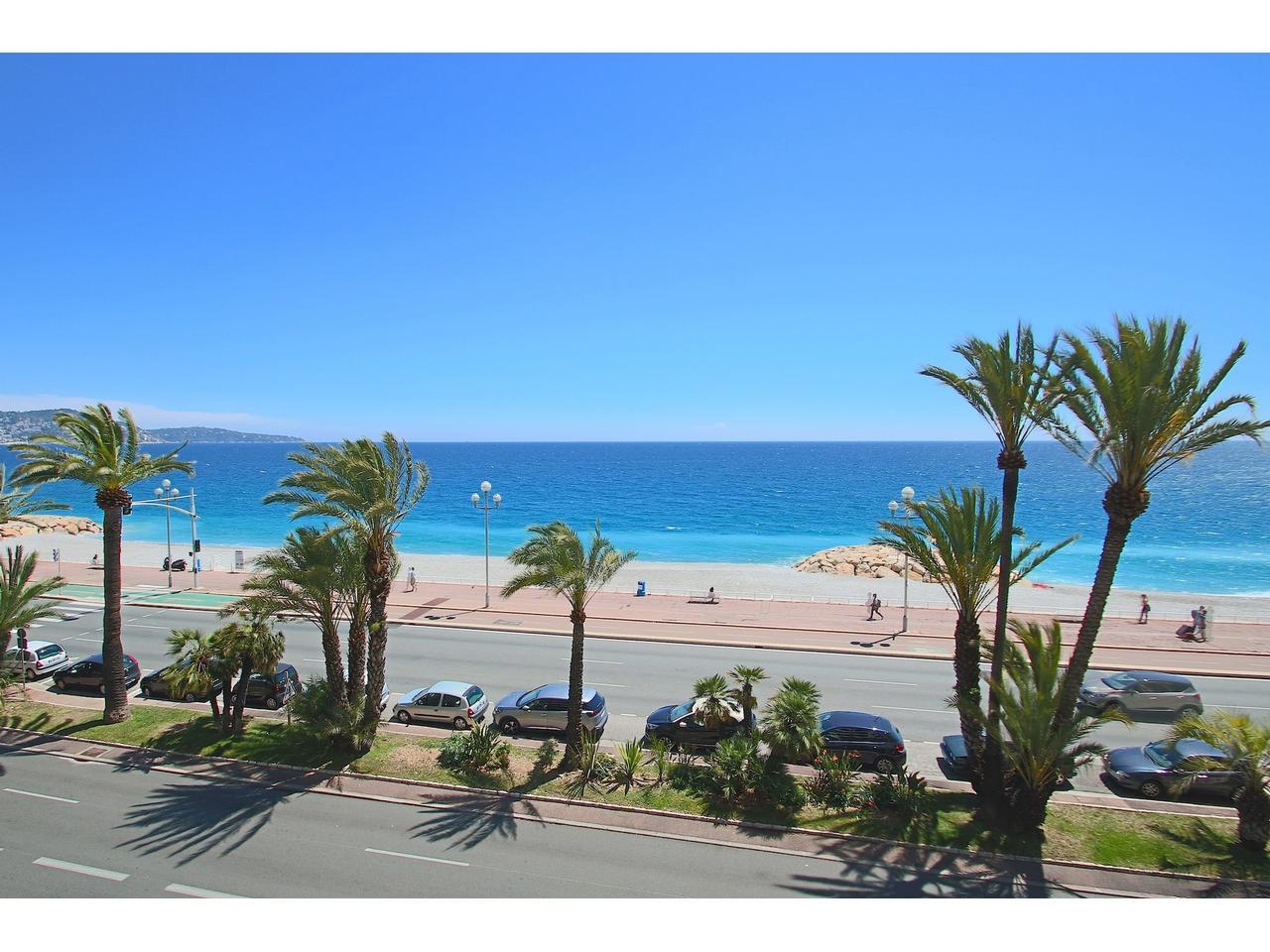 Nice vue mer immobilier appartements et villas vue mer sur nice et la c te d 39 azur - Liste des magasins promenade des flandres ...