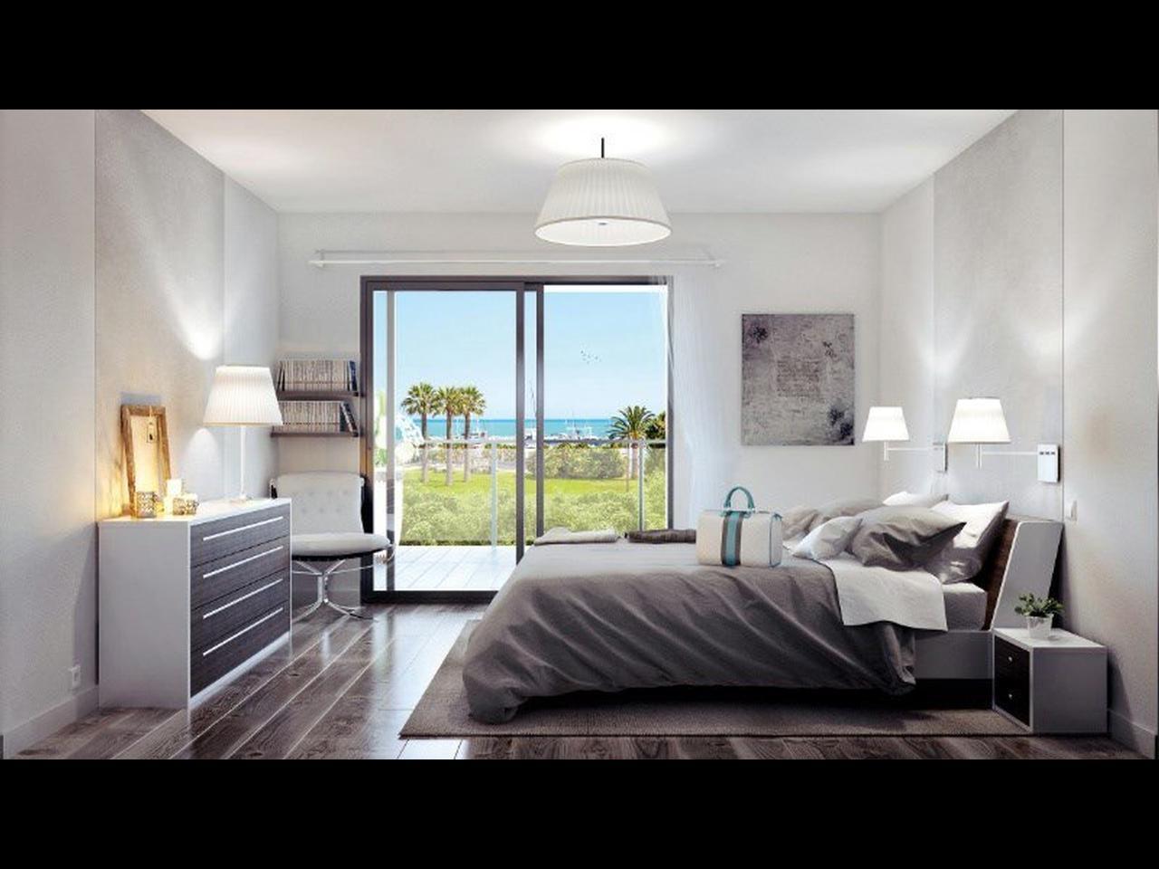Immobilier nice vue mer appartement st laurent du var port - Appartement a vendre port vendres vue mer ...