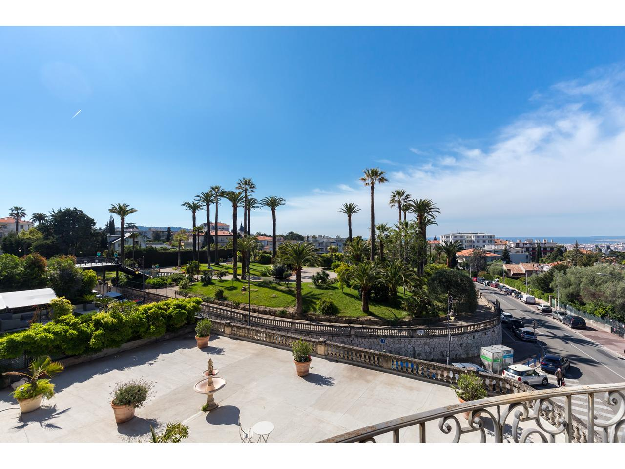 Immobilier nice vue mer appartement nice nice cimiez for Agence appartement nice