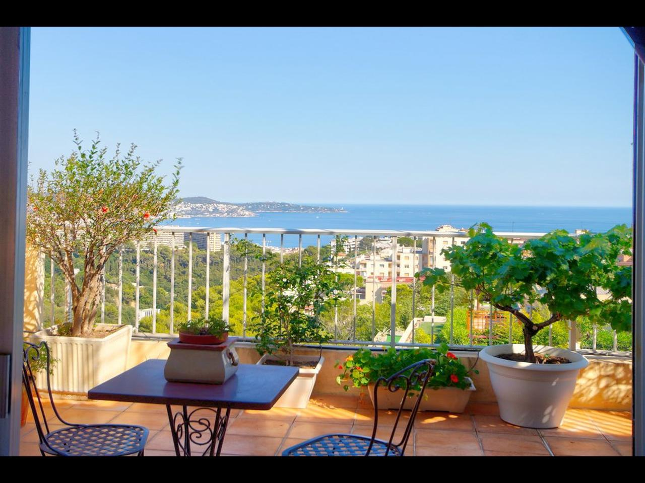 Immobilier nice vue mer appartement nice nice ouest villa - Location appartement meuble nice ouest ...