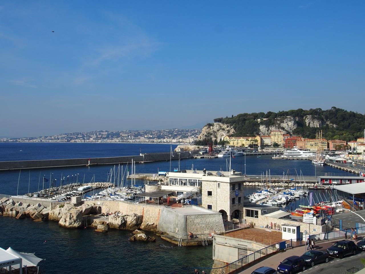 Immobilier nice vue mer appartement nice franck pilatte - Appartement a vendre port vendres vue mer ...