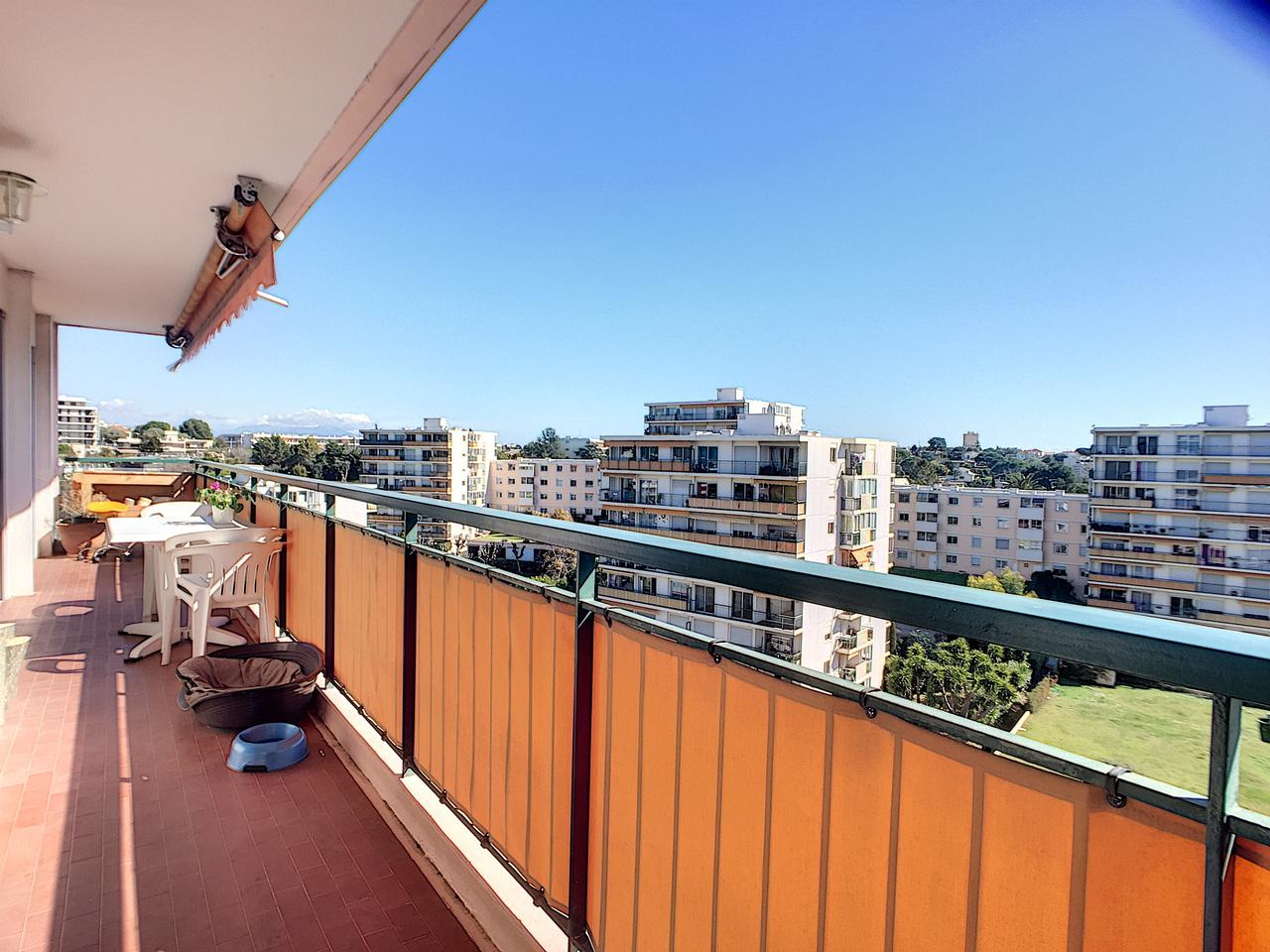 Real Estate Nice Sea View Apartment Antibes Antibes 5 Rooms Sea View  Apartment For Sale With Garage