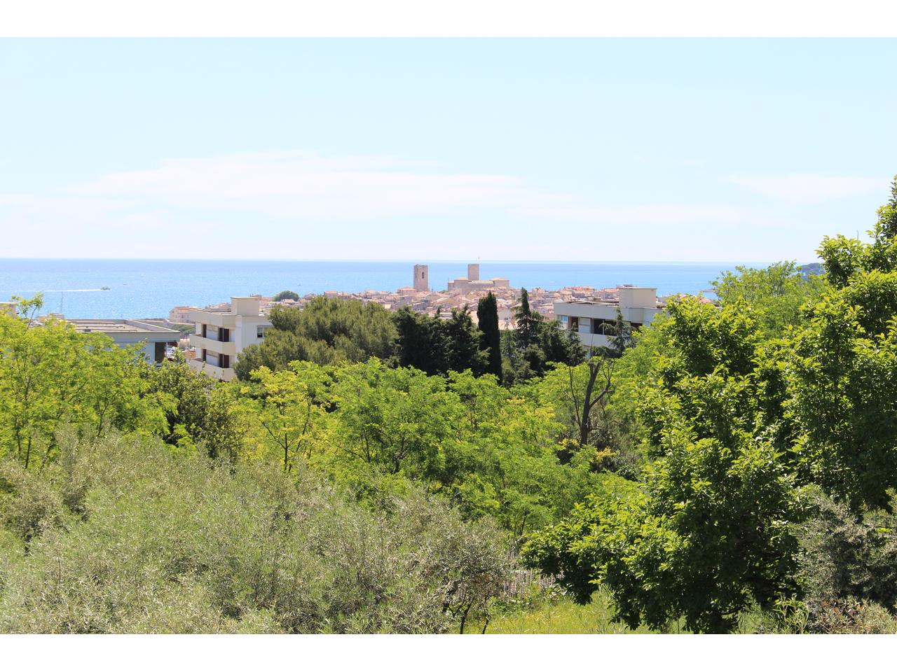 sea view 2 rooms apartment for sale in Antibes
