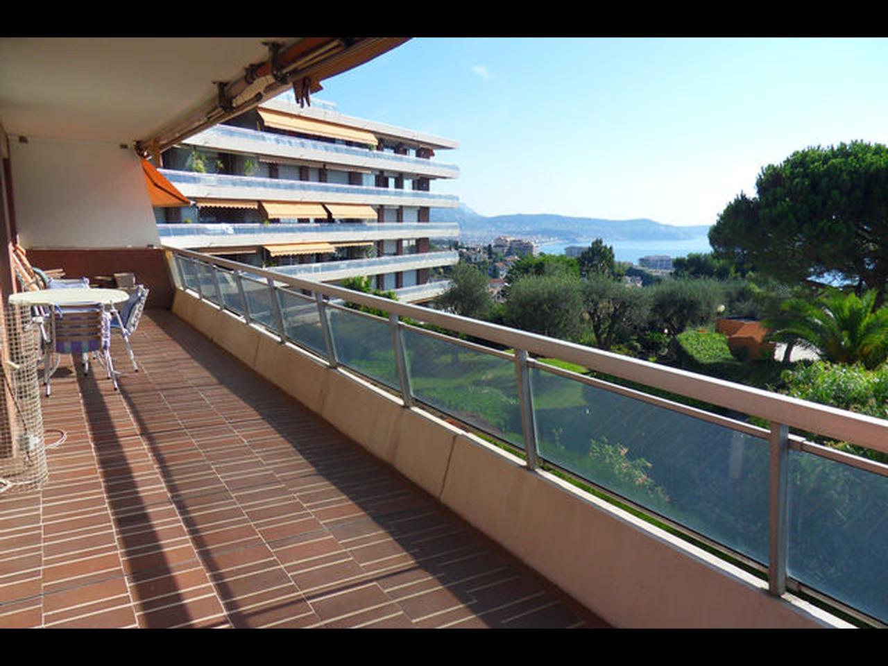 Immobilier nice vue mer appartement nice appartement a vendre vue mer terrasse piscine nice ouest - Piscine pente terrain nice ...