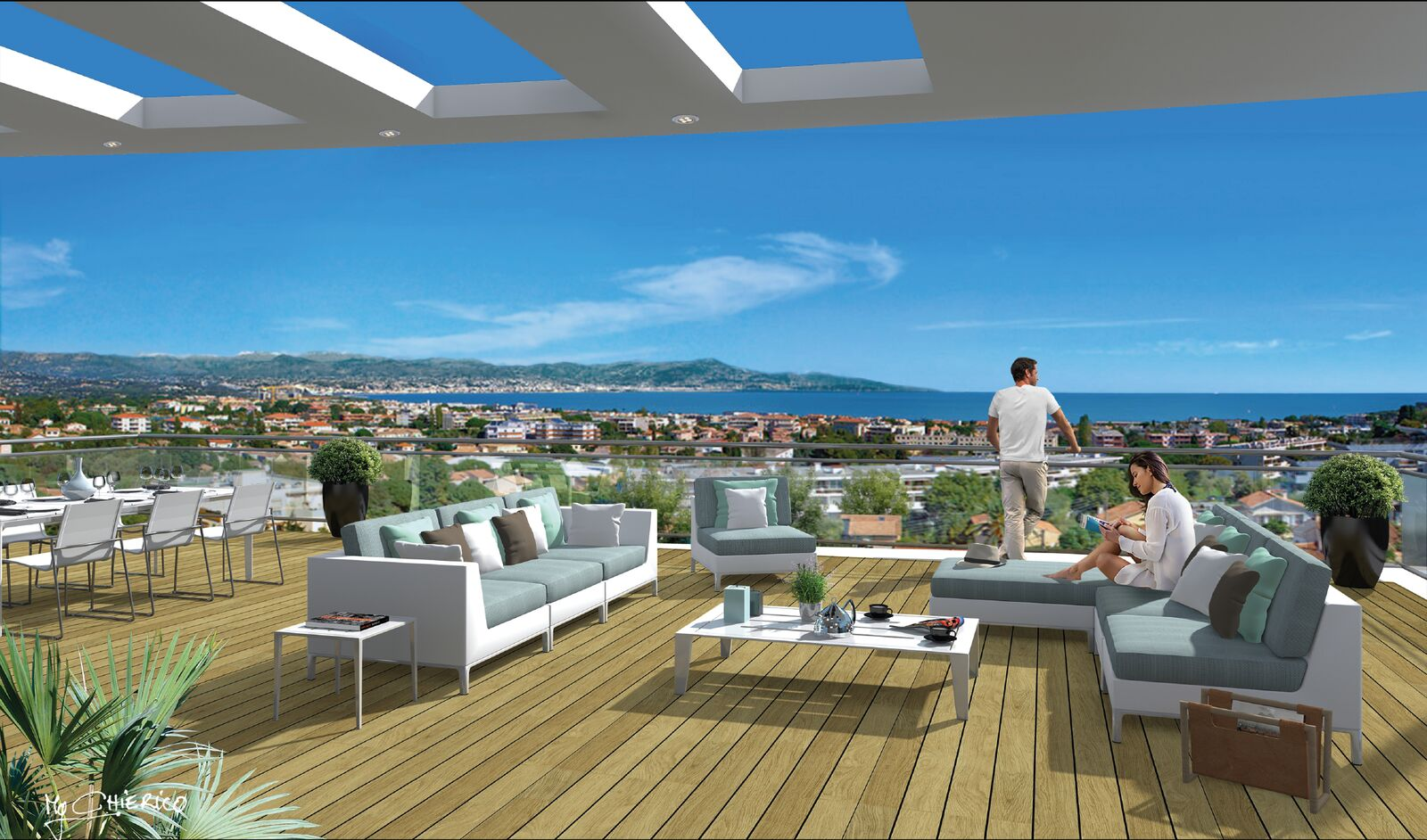 immobilier nice vue mer appartement antibes appartements 3 pieces vue mer programme neuf antibes. Black Bedroom Furniture Sets. Home Design Ideas